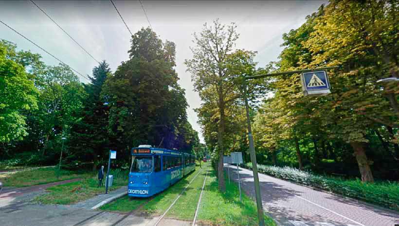 Tramlijn 1 Den Haag ontwerp 2015-2017, realisatie medio 2019